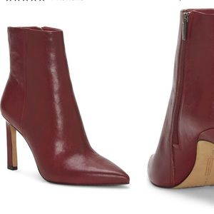 Vince Camuto sashala pointed toe bootie